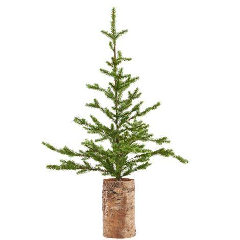 House Doctor Weihnachtsbaum mit Beleuchtung 90 cm