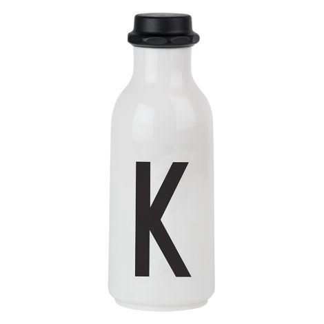Design Letters Wasserflasche K •