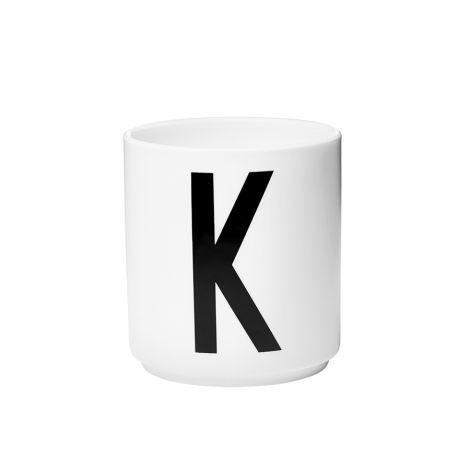 Design Letters Porzellan Becher K