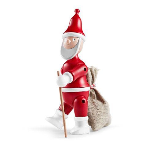 Kay Bojesen Weihnachtsmann Rot/Weiß