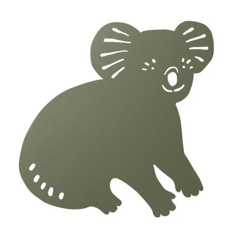 ferm LIVING Lampe Koala Dark Olive •