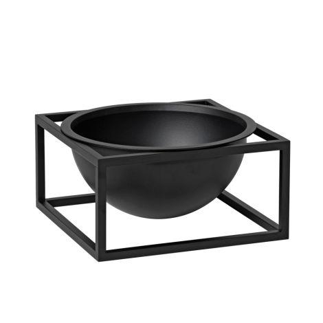 by Lassen Schale Bowl Centerpiece Small Black