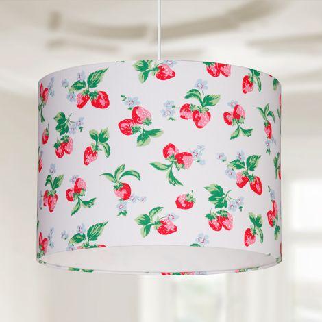Lampenschirm Strawberry
