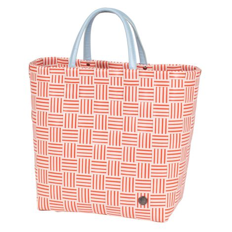 Handed By Shopper Joy Innentasche Coral Red