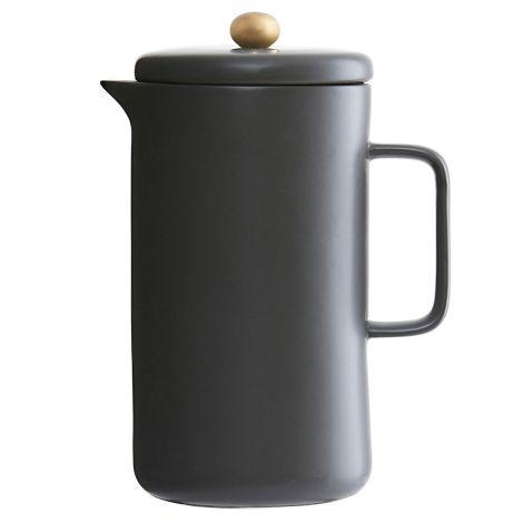House Doctor French Press Kaffeekanne Pot Dunkelgrau