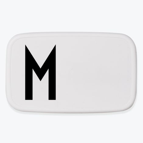 Design Letters Lunchbox M