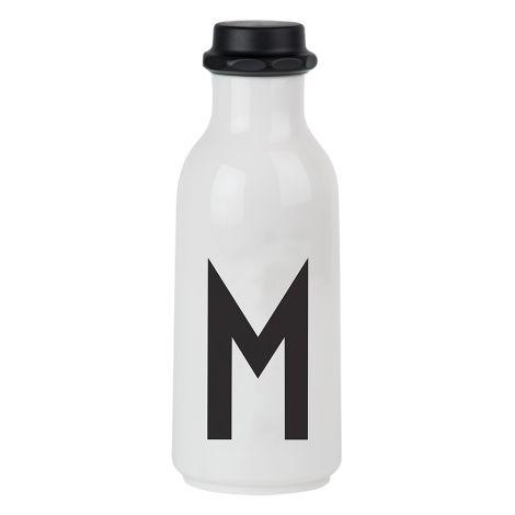 Design Letters Wasserflasche M