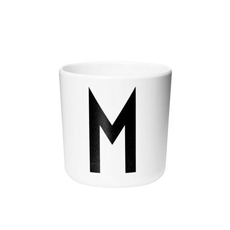 Design Letters Melamin Becher M