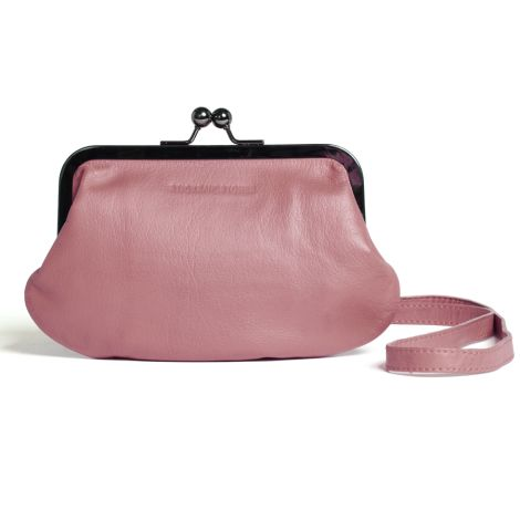 Sticks and Stones Ledertasche Malaga Vintage Pink Washed