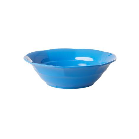 Rice Melamin Suppenschüssel Ocean Blue