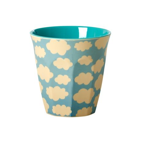 Rice Melamin Becher Two Tone Clouds