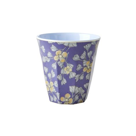 Rice Melamin Becher Two Tone Hanging Flower