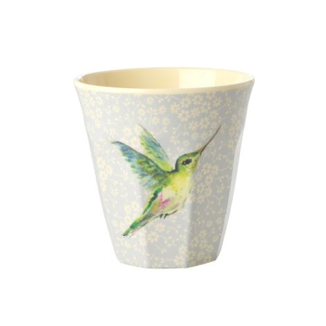 Rice Melamin Becher Hummingbird