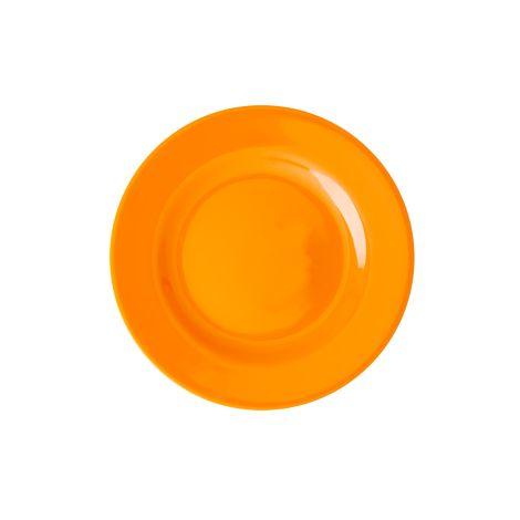 Rice Melamin Teller Tangerine