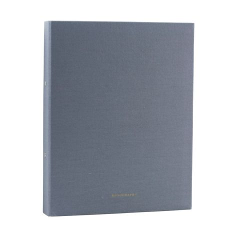 Monograph by House Doctor Ordner Dark Grey