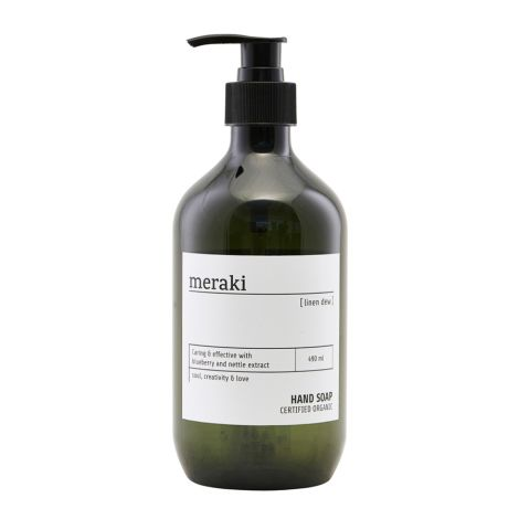 Meraki Handseife Linen Dew 490 ml