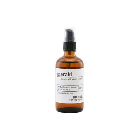 Meraki Multi-Öl Orange & Herbs 100 ml