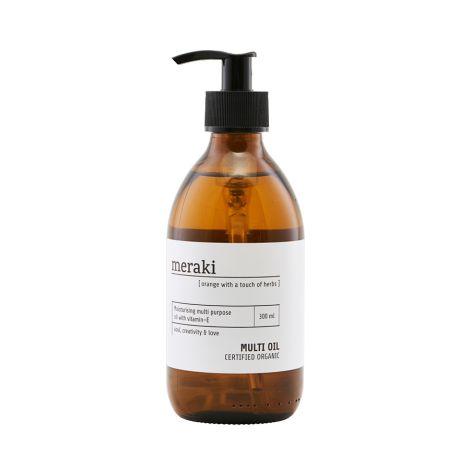 Meraki Multi-Öl Orange & Herbs 300 ml