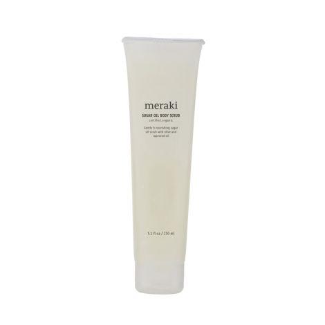 Meraki Body Scrub Zucker & Öl 150 ml