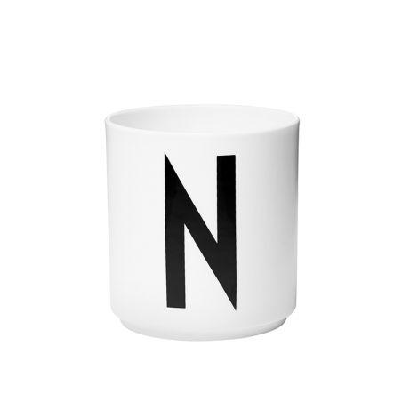 Design Letters Porzellan Becher N