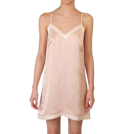 COCOON HOMEWEAR Nachthemd Aphrodite Rose/Ecru