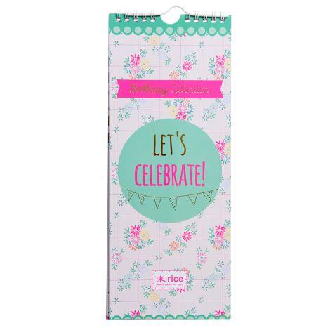 Rice Geburtstagskalender Lovely Eternity