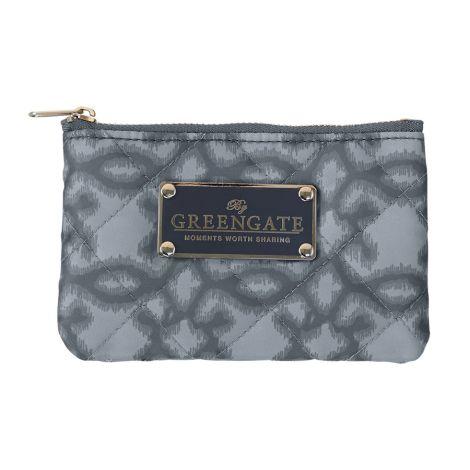 GreenGate Nylon Handtasche Karma Warm Grey