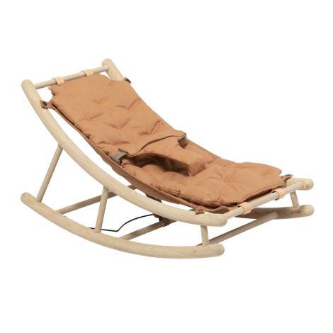 Oliver Furniture Baby- & Kleinkindwippe Wood Eiche/Karamell