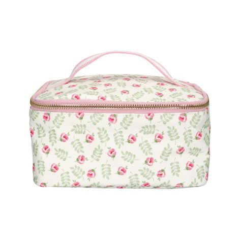 GreenGate Kühltasche Lunchbag Lily Petit White