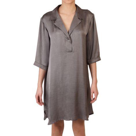 COCOON HOMEWEAR Nachthemd Persephone Grau