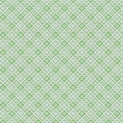 PIP Studio Spannbettlaken Petit Tile Green