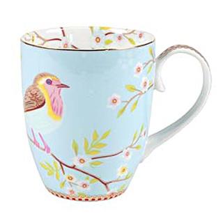 PIP Studio Mug Kaffeebecher Early Bird Blue