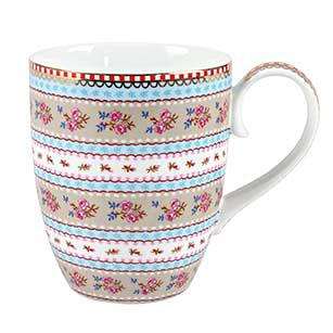 PIP Studio Mug Kaffeebecher Ribbon Rose Khaki