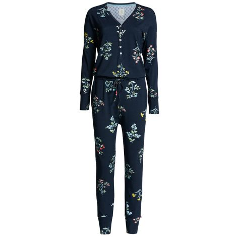 PIP Studio Jumpsuit Pippa Winter Wonderland Dark Blue