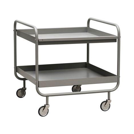 House Doctor Trolley/Servierwagen Roll Grau •