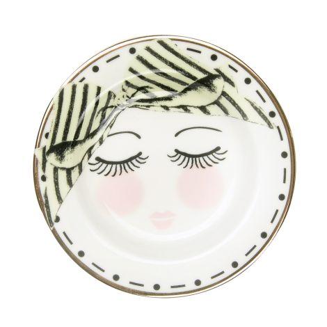 Miss Étoile Teebeutelschälchen Eyes & Dots