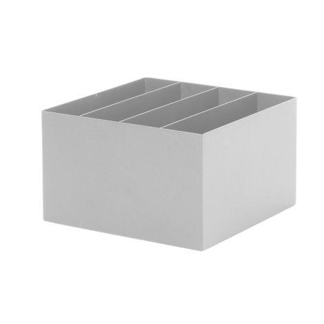 ferm LIVING Plant-Box/Multi-Box Trennelement Light Grey