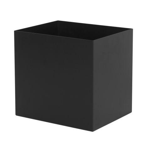 ferm LIVING Plant-Box/Multi-Box Pot Black