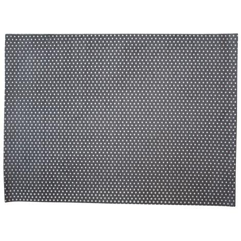 Krasilnikoff Platzset Micro Dots Charcoal