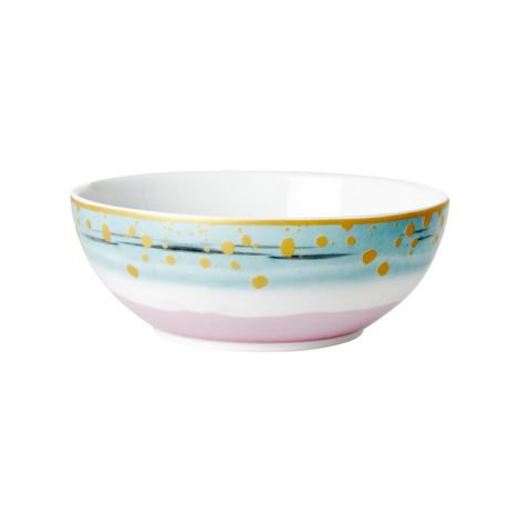 Rice Porzellan Schüssel Dip Dye