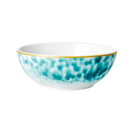 Rice Porzellan Schüssel Glaze Jade