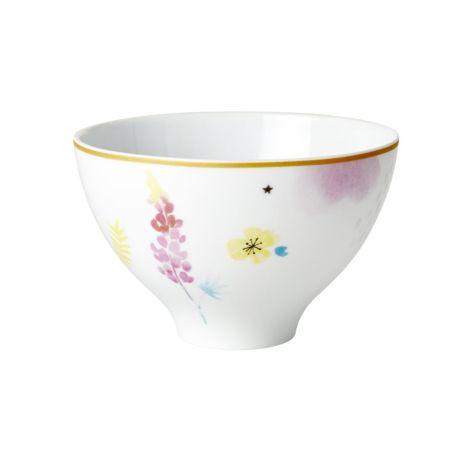 Rice Porzellan Schüssel Kakadu •