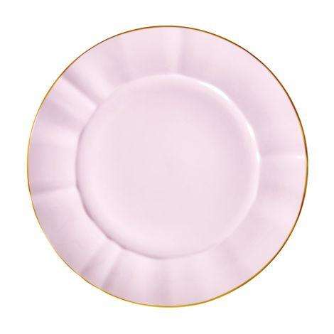 Rice Porzellan Servierteller Bubblegum Pink