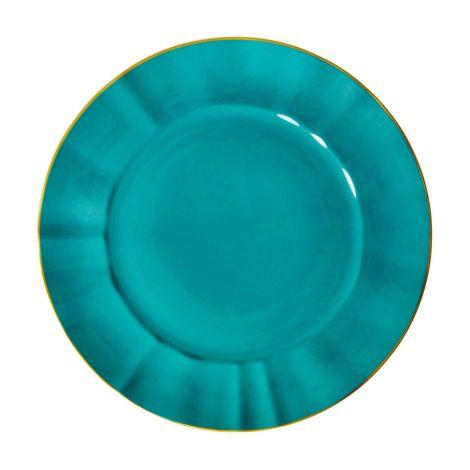 Rice Porzellan Servierteller Jade