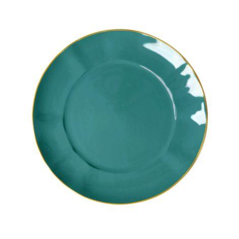 Rice Porzellan Speiseteller Jade