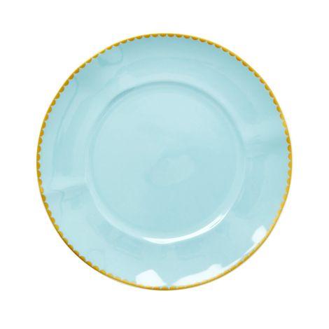 Rice Porzellan Teller Mint Everyday Magic