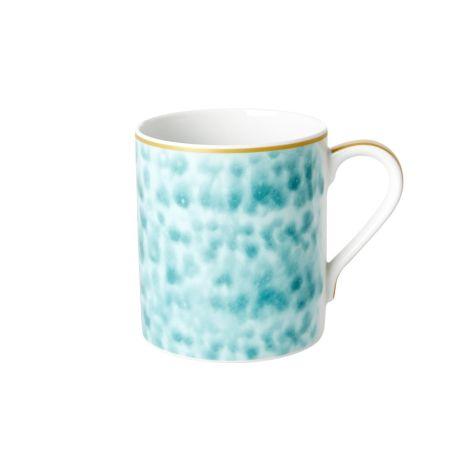 Rice Porzellan Tasse Glaze Jade 350 ml •