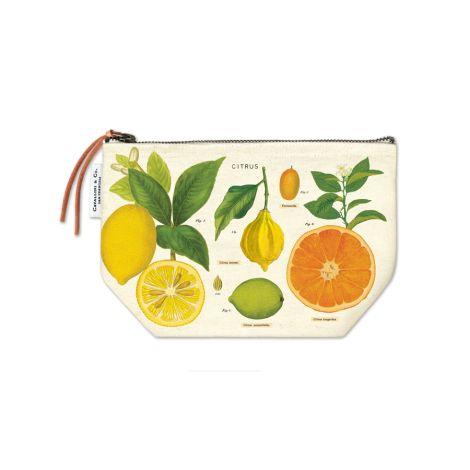 Cavallini Täschchen Vintage Citrus