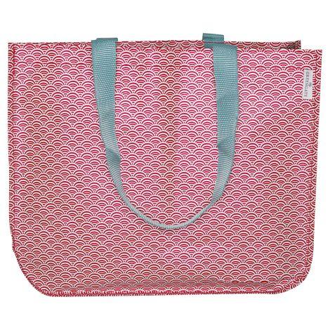 GreenGate Shopper Tasche Nancy Red •