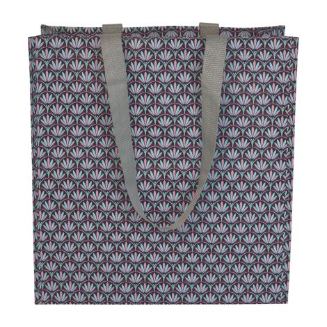 GreenGate Shopper Tasche Victoria Dark Grey
